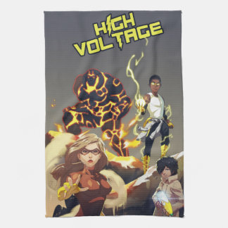 High Voltage Towel