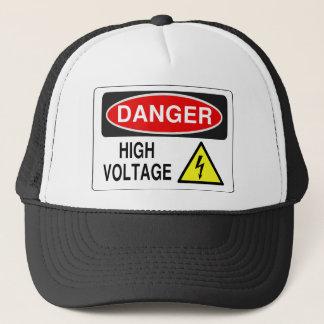 High Voltage-Trucker Hat