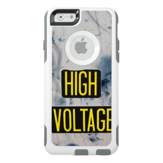 High Voltage Warning Sign - FUNNY OtterBox iPhone 6/6s Case