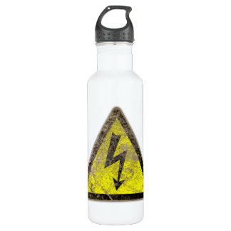 High Voltage Water Bottle
