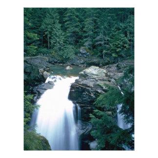 """High Water Falls 8.5"""" X 11"""" Flyer"""