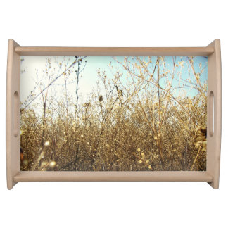 High Weeds Serving Tray