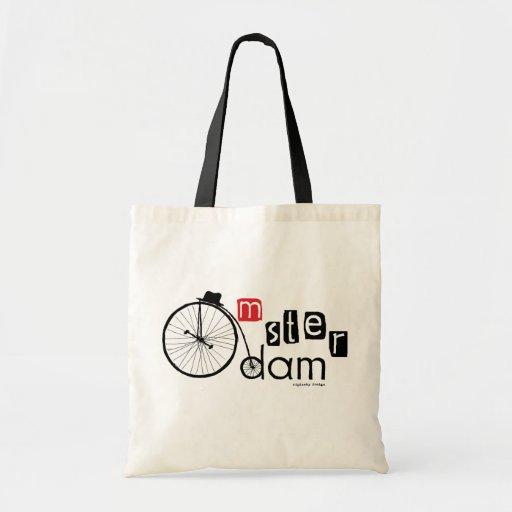 High Wheel Amsterdam bag