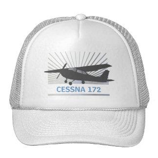 High Wing Aircraft Hats