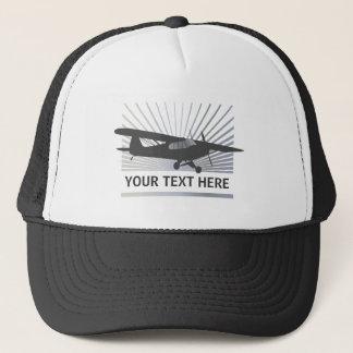 High Wing Taildragger Aircraft Trucker Hat