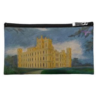 Highclere Castle aka Downton Abbey Cosmetic Bag