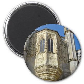 Highcliffe Caste, Dorset 2 Inch Round Magnet