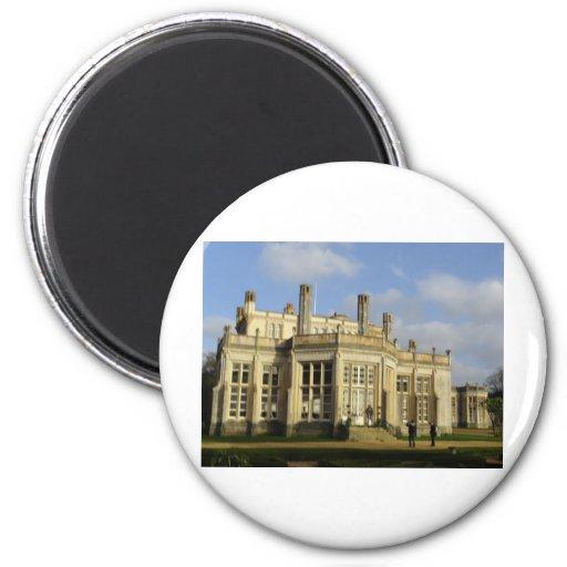Highcliffe Castle, Dorset Fridge Magnet