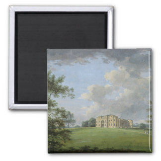 Highcliffe, near Christchurch, from the Park 2 Inch Square Magnet