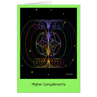 Higher Complements II Cards
