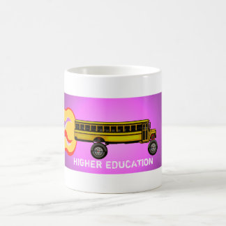 HIGHER ED COFFEE MUG