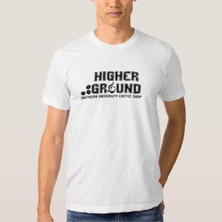 Higher Ground Coffee Shop T-shirt