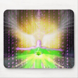 Higher Heart Activation Mouse Pad