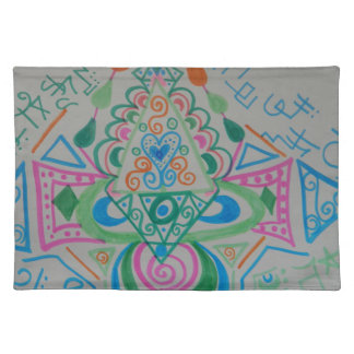 Higher Heart Activation Placemat