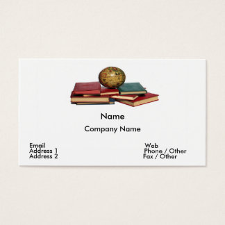Higher Learning Business Card