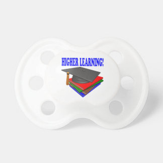 Higher Learning Pacifier