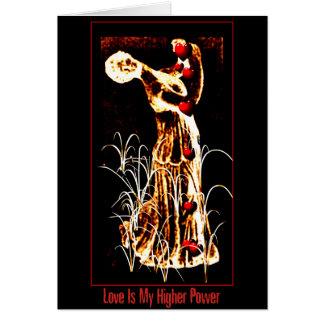 Higher Power Card