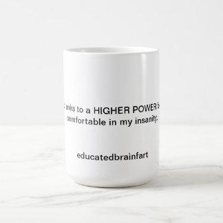 HIGHER POWER MUG
