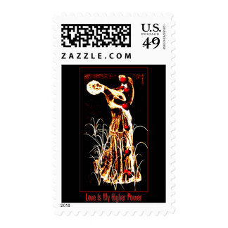 Higher Power Postage Stamp