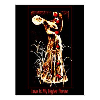 Higher Power Postcard
