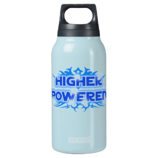 Higher Powered Insulated Water Bottle