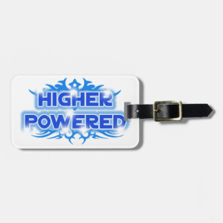 Higher Powered Luggage Tags