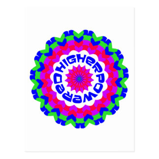 Higher Powered Postcard