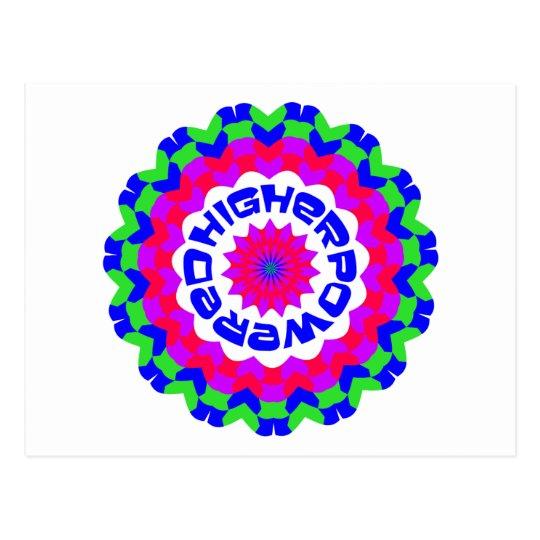 Higher Powered Postcard