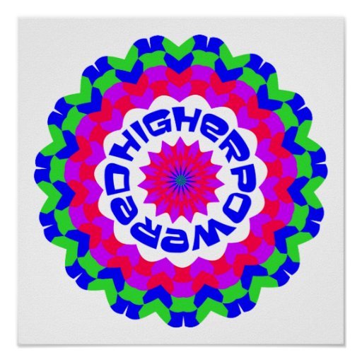 Higher Powered Poster