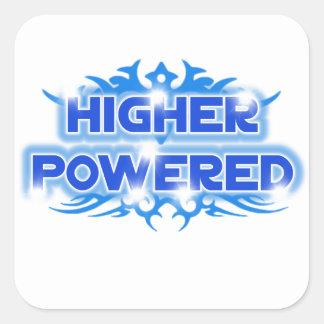 Higher Powered Sticker