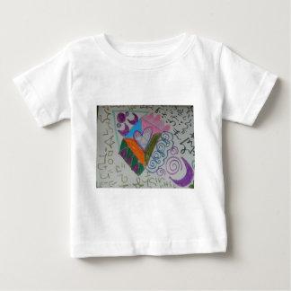Higher self activation infant t-shirt