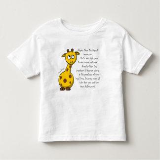 Higher Than The Heavens Toddler T-Shirt