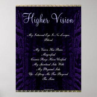 Higher Vision Poster