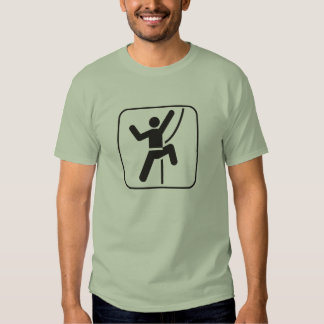 higher you climb the greater your potential energy t-shirts