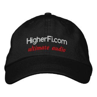 HigherFi.com, ultimate audio Embroidered Hat
