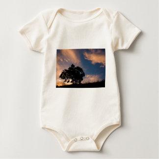 Highest tree baby bodysuit