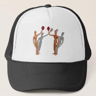 HighFive062710Shadows Trucker Hat