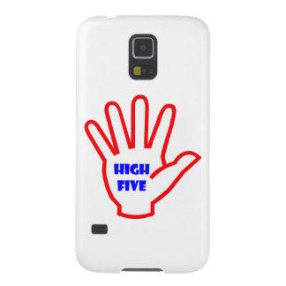 HIGHFIVE:  EMBROMA la herramienta de motivación Carcasas Para Galaxy S5