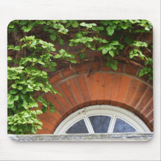 Highgate arch window door mouse pad