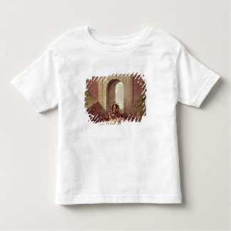 Highgate Tunnel, engraved by George Hunt, c.1830 Toddler T-shirt