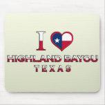Highland Bayou, Texas Mouse Pad