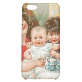 Highland Brand Condensed Milk Vintage Food Ad Cover For iPhone 5C