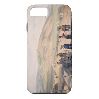 Highland Brigade Camp, plate from 'The Seat of War iPhone 8/7 Case