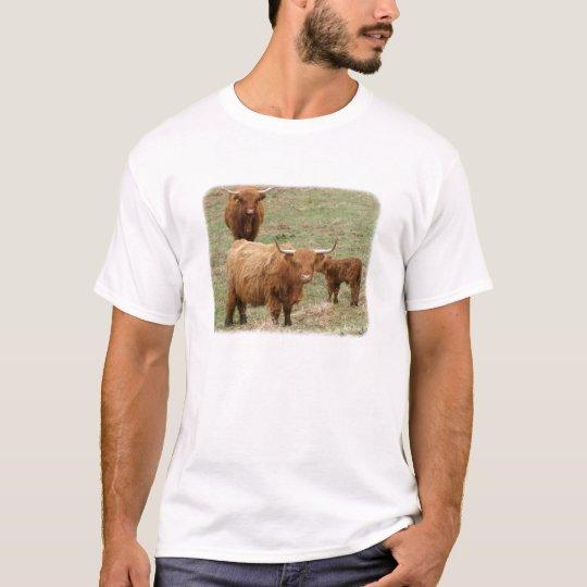 Highland Cattle 9Y316D-017 T-Shirt