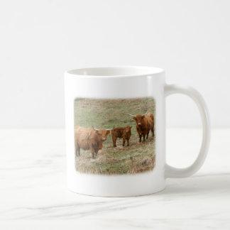 Highland Cattle 9Y316D-030 Coffee Mug