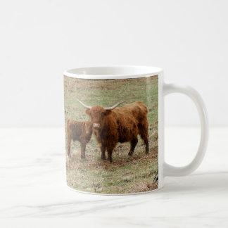 Highland Cattle 9Y316D-043 Coffee Mug