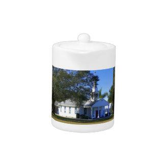 Highland City Chapel Teapot