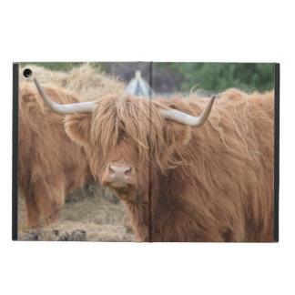 Highland Cow Case For iPad Air