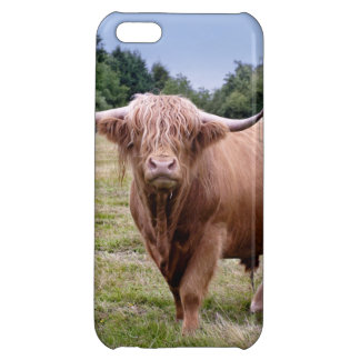 Highland Cow iPhone 5 Savvy Case