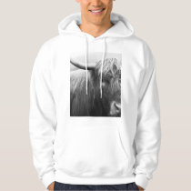 Highland Cow Mens Pullover Sweater